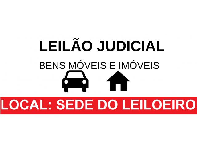 LEILÃO JUDICIAL DE BENS MÓVEIS E IMÓVEIS