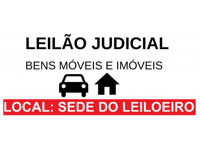 LEILÃO JUDICIAL - BENS MÓVEIS E IMÓVEIS